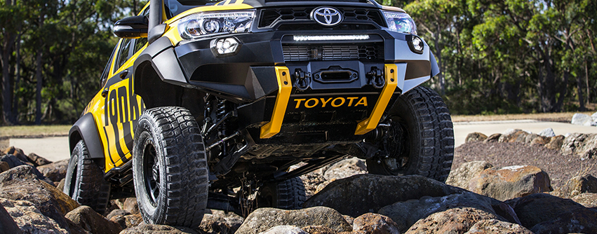 Protection 4x4 divers