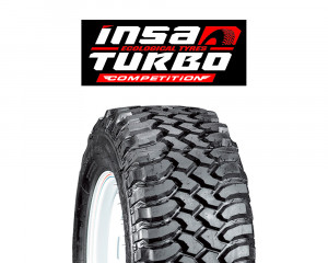 Pneu Insa Turbo Dakar Off Road Edition (taille : 265/75 R 16)
