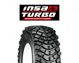 Pneu Insa Turbo Sahara Off Road Edition (taille : 205/70 R 15)