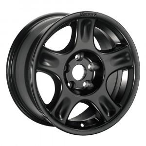 Jante Racer Noire (Black) 7x16 (5x120 ET:20)