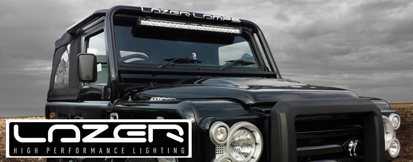 Barre de LED pour 4x4 et véhicules tout-terrain