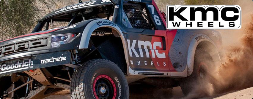 Jante 4x4 de la marque KMC Wheel